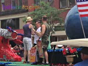 George Takei at Columbus Pride 2014