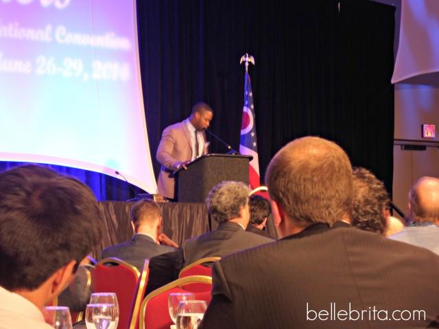 libertarian speaker Kmele Foster