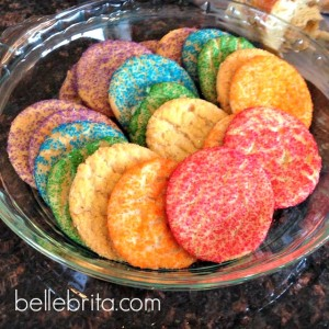 Columbus Pride cookies