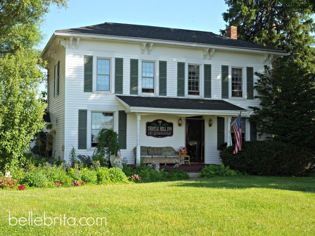 bed and breakfast for romantic weekend getaway in lexington, ohio