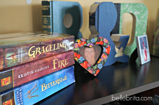 Book review of Graceling, Fire, and Bitterblue