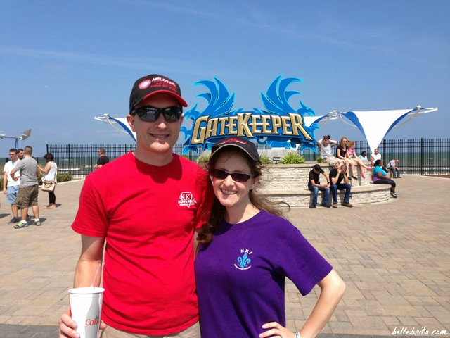 My husband and I love visiting Cedar Point! It's definitely a vacation hot spot in Ohio.
