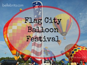 Findlay Living: Flag City Balloon Festival