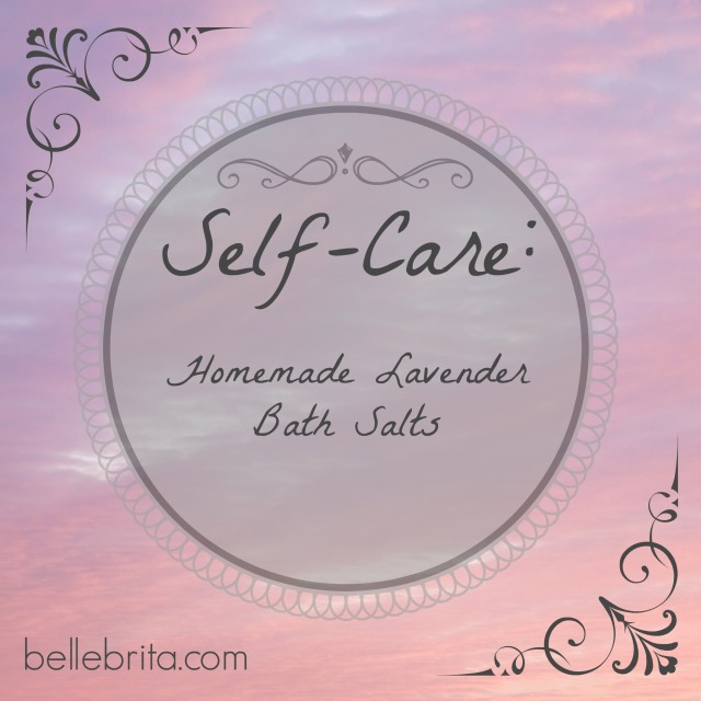 lavender bath salts recipe