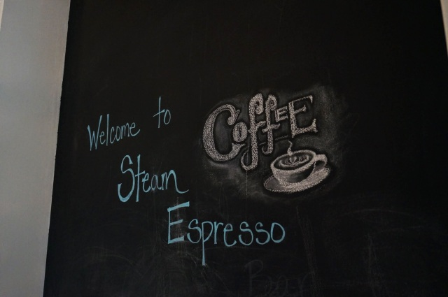 Review of Steam Espresso on Pearl Street in Denver #travel