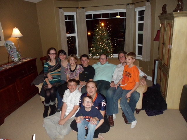 Haugen grandchildren