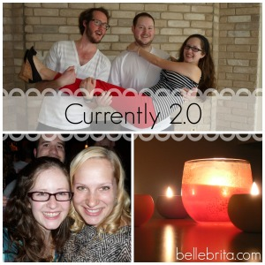 Currently 2.0 — Weddings, Blogging, and More