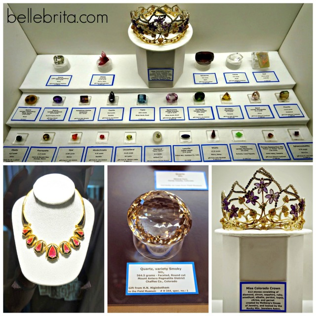 Gemstones at the Colorado School of Mines Geology Museum #travel #nature