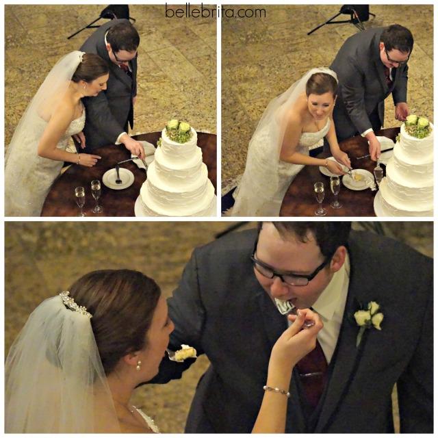Cake-cutting!