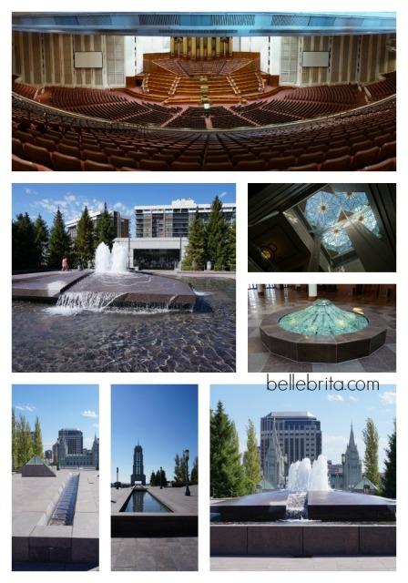 Conference Center in Salt Lake City #travel