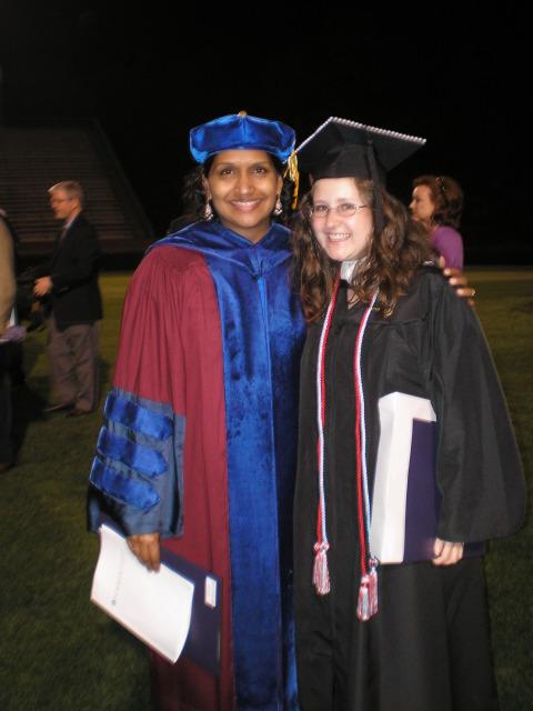 Furman graduation 2009