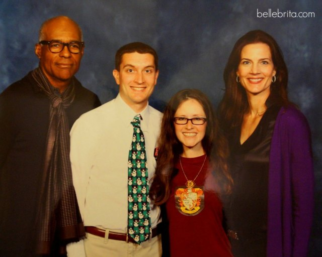 Meeting Michael Dorn and Terry Farrell at the Steel City Comic Con!