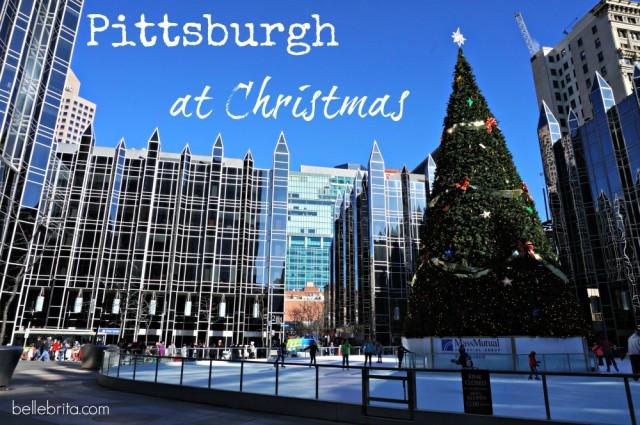 Visiting #Pittsburgh during the #holiday season #Christmas