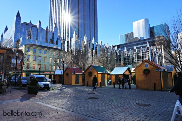 One of the only Christmas markets in America is in Pittsburgh