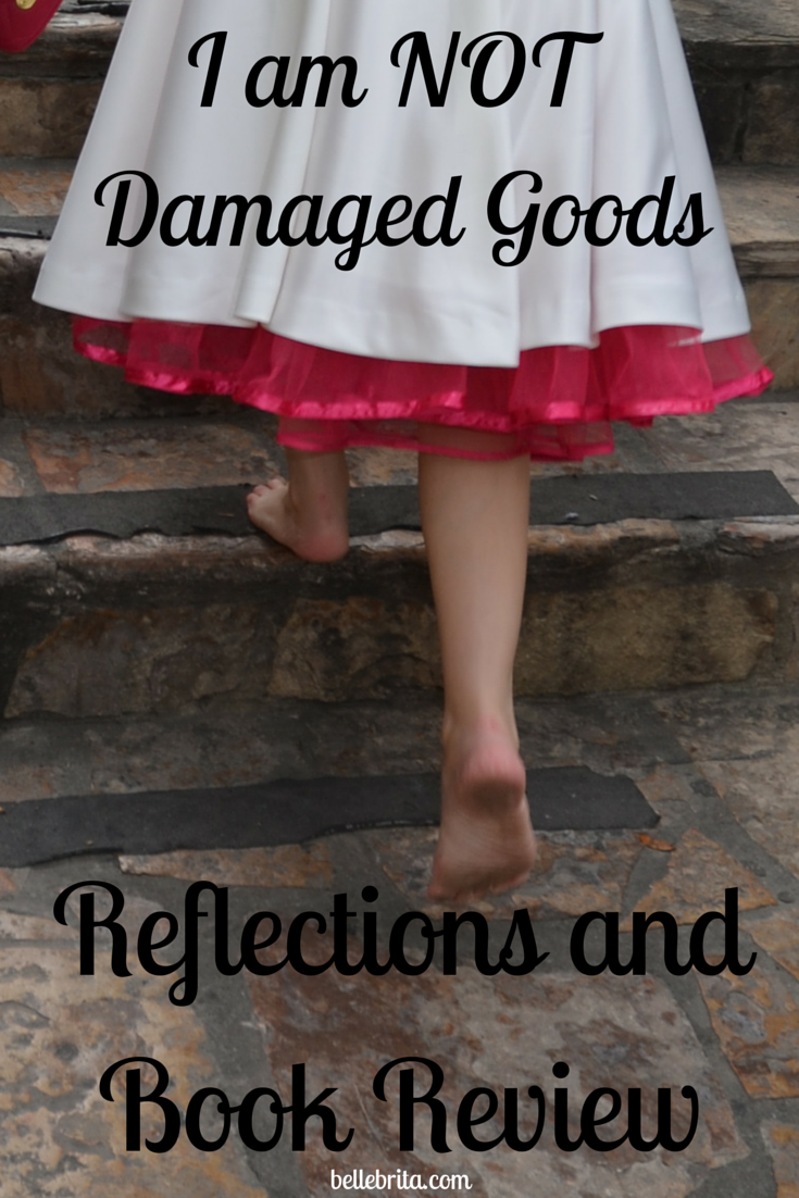 As a Christian feminist, I am enthralled by Dianna E. Anderson's debut work, Damaged Goods.