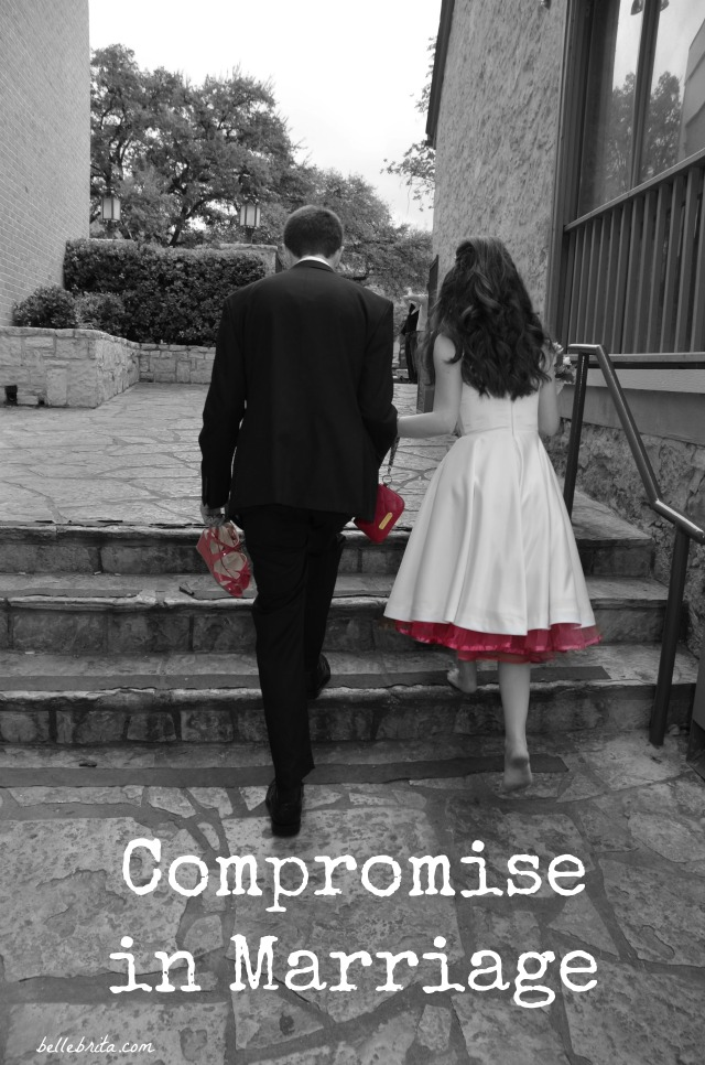 Compromise is a healthy part of any relationship, romantic or otherwise, but only if it's done correctly.