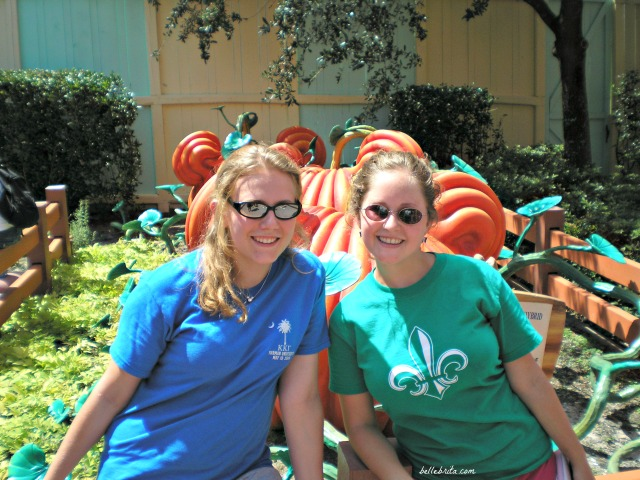 I loved going to Disney World with my Kappa Big, but I want to return with my husband.
