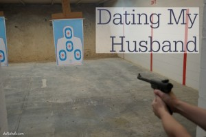 Need a new date idea? Go shooting at the gun range!