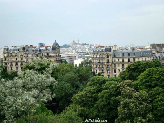 Views from Parc Buttes Chaumont
