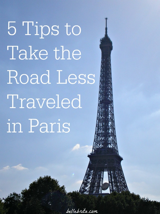 Want to do something different in Paris? Visit these 5 attractions!