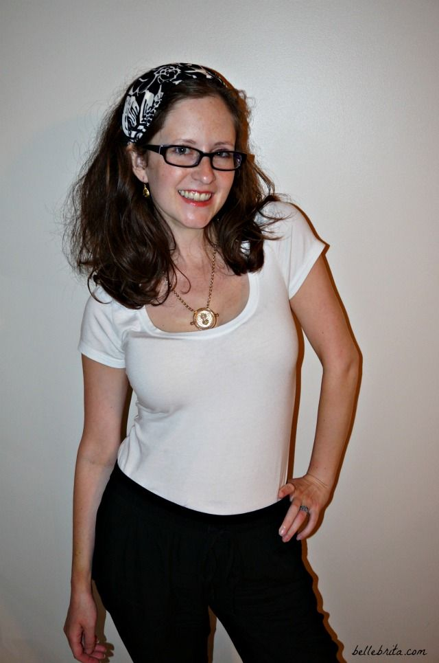 A quick and easy outfit for date night with my husband