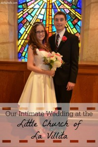 Our Intimate Wedding at the Little Church of La Villita