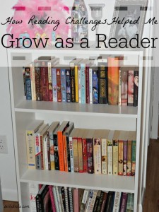 How Reading Challenges Helped Me Grow as a Reader