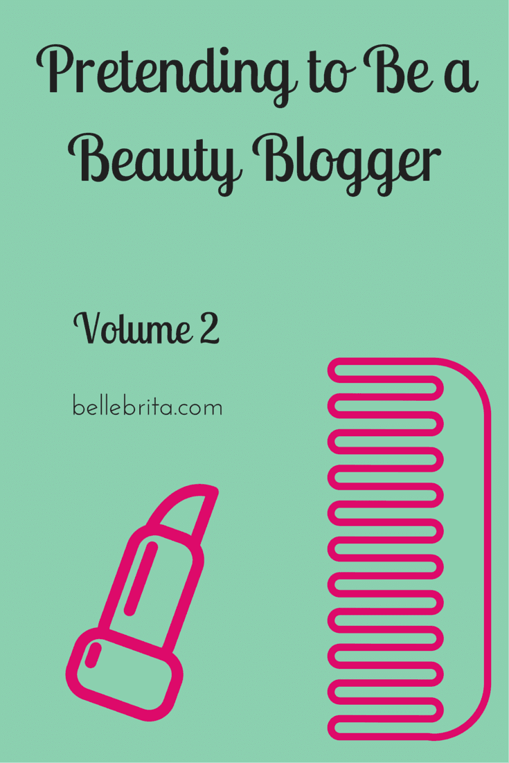 I might not wear much makeup, but I take great care of my skin and hair! Read my reviews of my latest beauty finds.