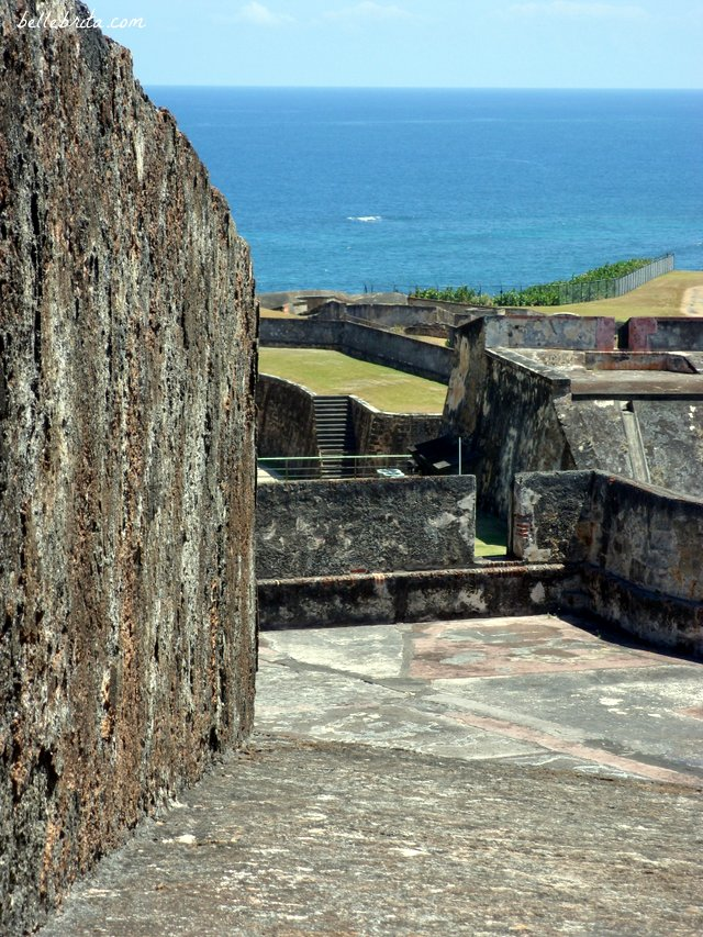 Fort San Cristobal is just one of the many beautiful attractions to visit during your Puerto Rico honeymoon