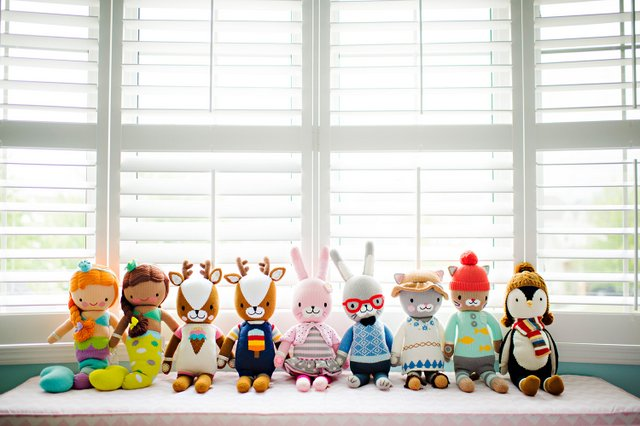 Which cuddle+kind doll is your favorite? Each doll purchased provides 10 meals to children in need.