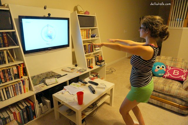 Wii Fit has helped me kick a sedentary lifestyle to the curb. Using Wii Fit helps establish healthy habits, which can turn into more rigorous fitness! | Belle Brita