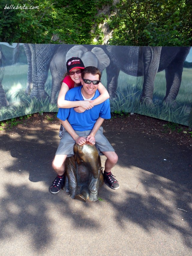 I love going on dates to the zoo! | Belle Brita