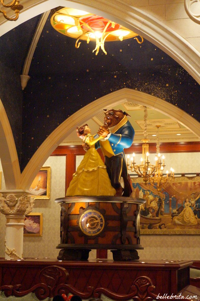 Have you tried Disney's new Be Our Guest restaurant? | Belle Brita