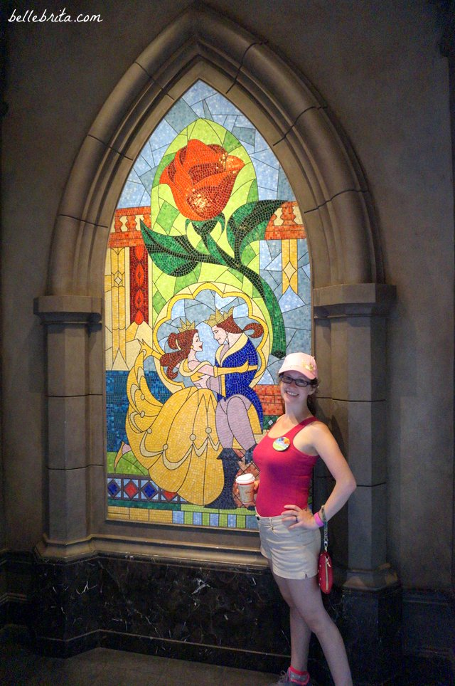 One of my Magic Kingdom highlights was breakfast at Be Our Guest! | Belle Brita