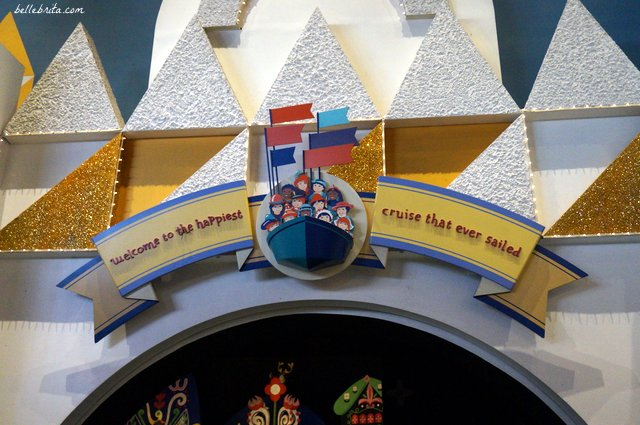 It's a small world after all... | Belle Brita