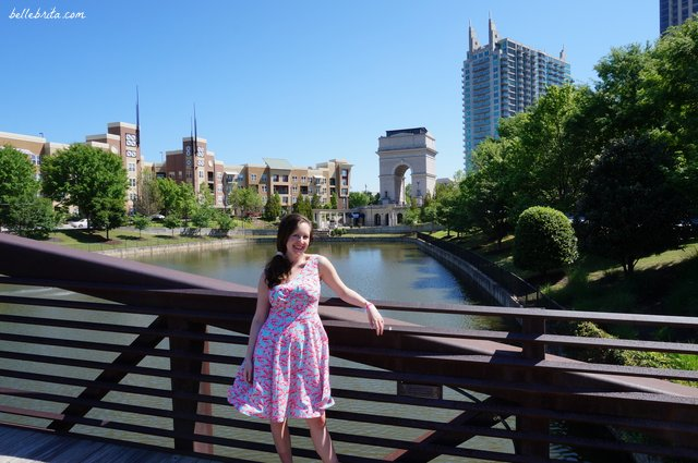 I love my eShakti Amara dress, but I'm not cut out to be a fashion blogger! | Belle Brita