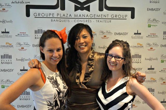 Besties reunited for a Montreal wedding! | Belle Brita