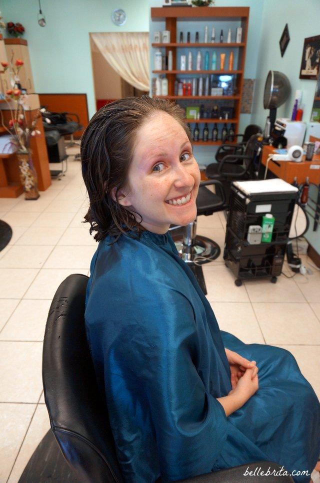 Short hair don't care! Pantene Beautiful Lengths | Belle Brita