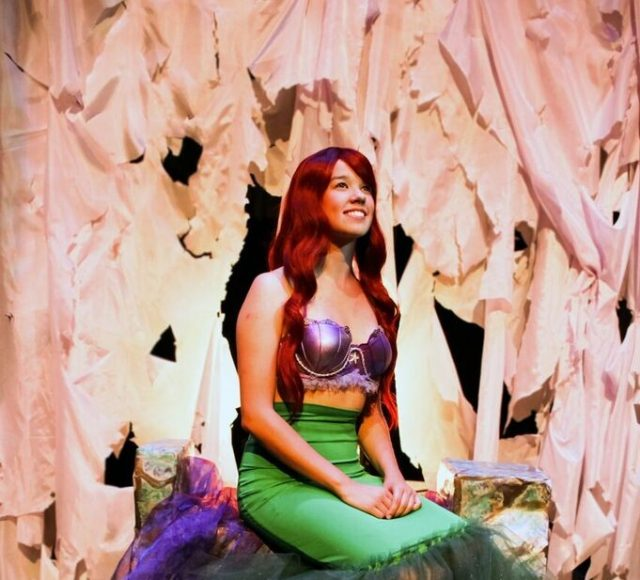 I love Disney's The Little Mermaid, but I want to see the story from Ursula's point-of-view. She's just a savvy businesswoman! | Belle Brita