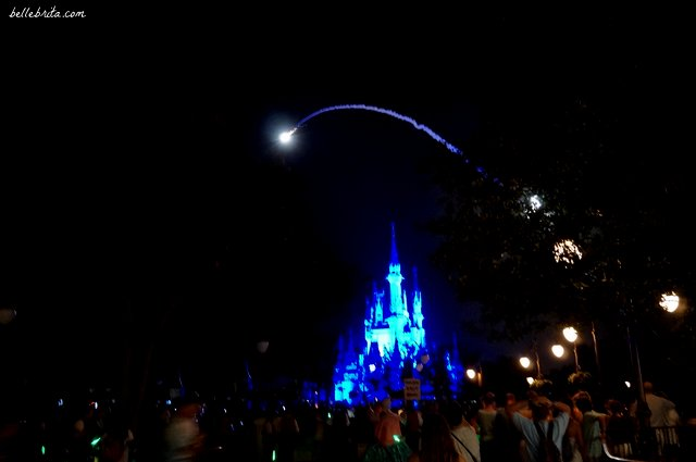 How we did 14 hours in EPCOT and Magic Kingdom!   Belle Brita