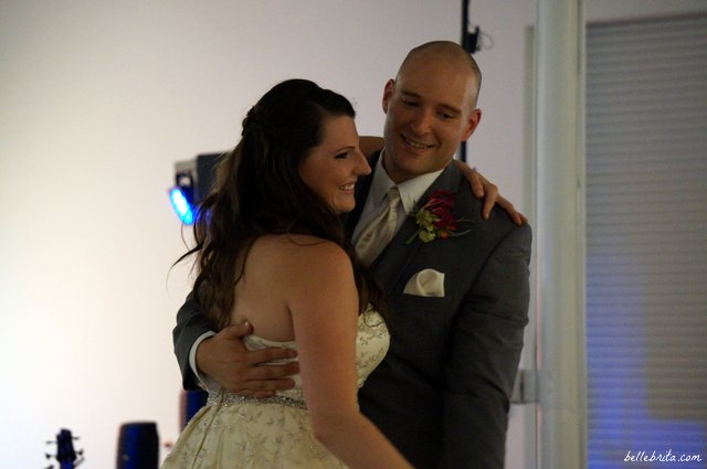 For their one-year anniversary, a toast to my friends Leah and Ben Parker. | Belle Brita