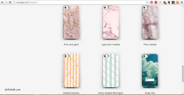 CaseApp review phone case designs