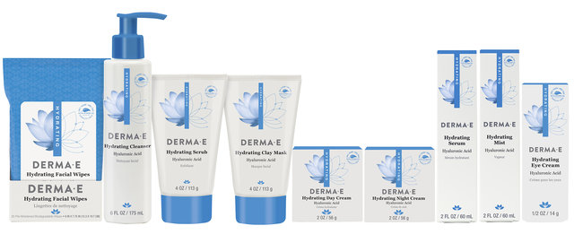 DERMA E presents all new branding for its skincare line | Belle Brita