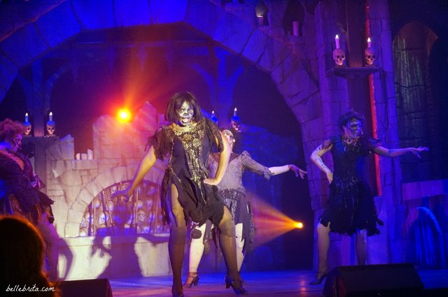 Dr. Fright's Dead Man's Party Show | Belle Brita