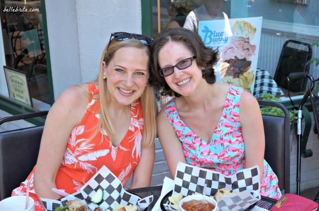 Celebrating my 29th birthday with my best friend! | Belle Brita