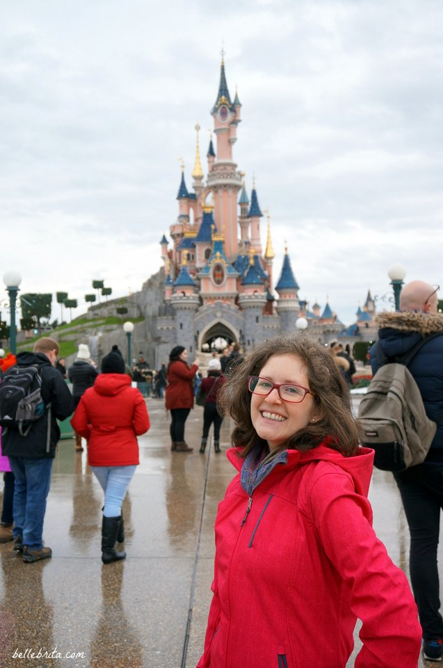 Get the most out of your trip to Disneyland Paris! | Belle Brita