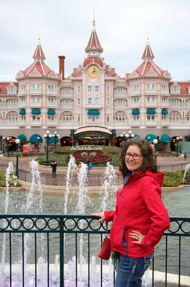 Why you should visit Disneyland Paris in November | Belle Brita