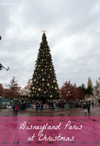For Love of Disneyland Paris at Christmas