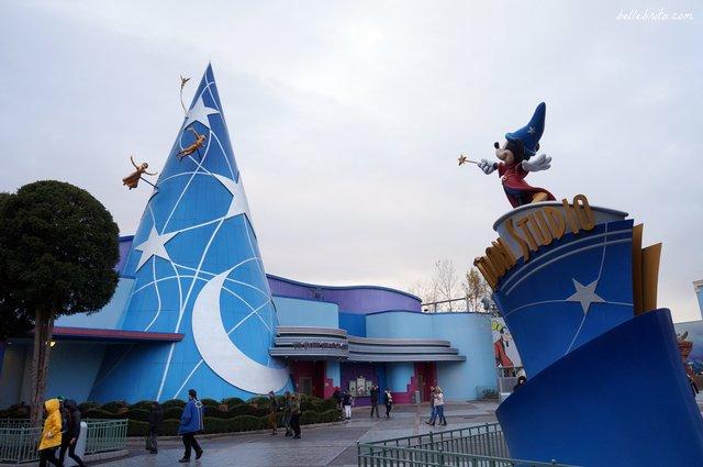 Enjoy the magic of Walt Disney Studios   Belle Brita