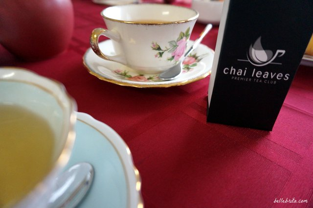 I love all the teas I've tried from Chai Leaves | Belle Brita